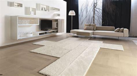 tappeti moderni di design come abbinare tappeto e divano ispirazioni di stile