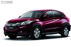 honda new car mobilio price honda vezel city diesel mobilio set for 2014 launch in