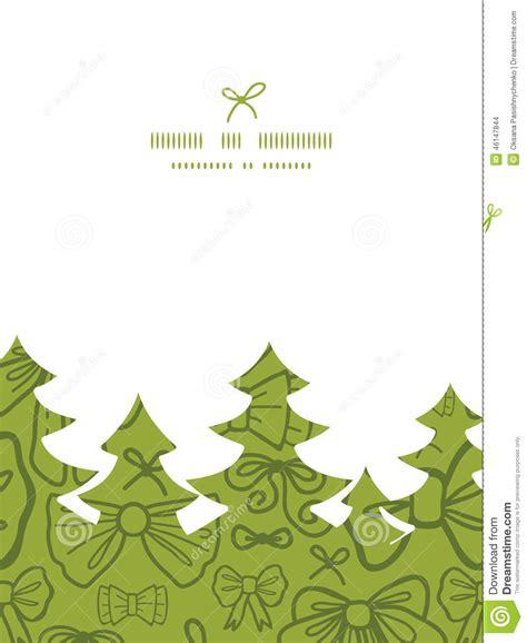 silueta de árbol de navidad el verde vector arquea la silueta 225 rbol de navidad ilustraci 243 n vector imagen 46147844