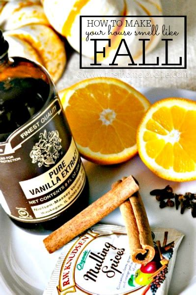 how to make your house smell like fall how to make your house smell like fall slucasdesigns com