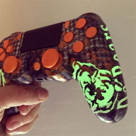 Custom Murah Glow In Te 17 best images about custom controllers by me on glow claws and the skulls