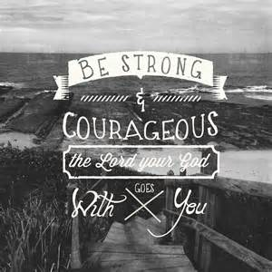 Words That Mean Comfort Be Strong And Courageous Pocket Fuel Daily Devotional