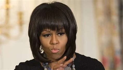 midlife hairstyles midlife crisis inspires michelle obama s haircut newsbite