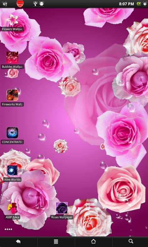 themes rose download roses pro live wallpaper android apps on google play
