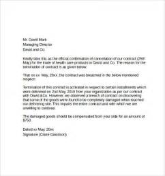 Contoh Letter Of Credit Sle Letter Cancellation Of Credit Card Contoh 36