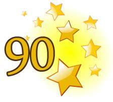 geburtstagssprüche zum 90 90 geburtstag gl 252 ckw 252 nsche kostenlose geburtstagsspr 252 che
