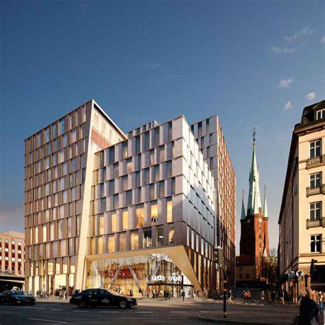 The Office City by 3xn Architects Denmark E Architect