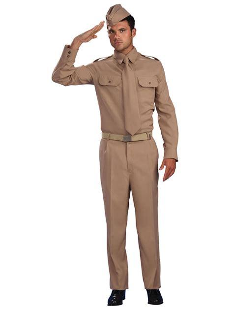 Dress Fast Hijau Army Blue Ac mens armed forces army ww2 war soldier fancy dress