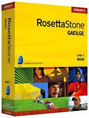 rosetta stone irish learn irish gaelic with rosetta stone s irish gaelic