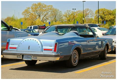 Zj Interior A Lincoln Continental Mark Vi Convertible By Theman268 On