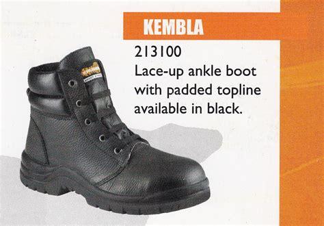 Sepatu Safety Krusher Mt Isa krushers safety shoes kembla