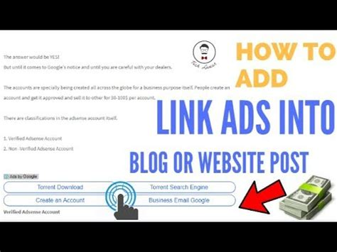 adsense link ads increase adsense income 100 add link ads to blog and