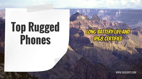 best rugged best rugged waterproof phones ip68 certified with android or basic os