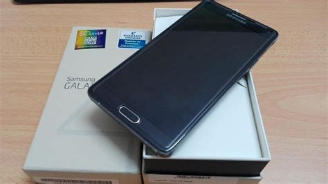 Samsung Note 4 The wts samsung galaxy note 4 black credit card accepted