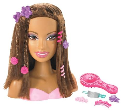Practice Hair Style Doll by Styling Dolls Styling All