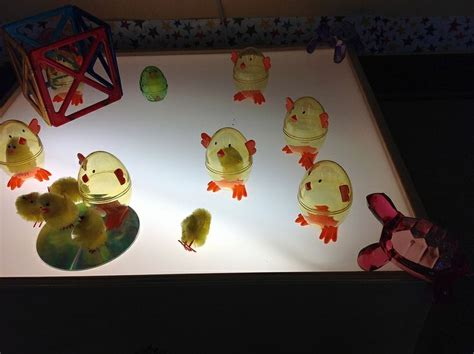 78 images about preschool light table on