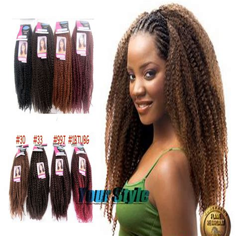 marley hair xpressions aliexpress com buy afro kinky marley braid twist braid
