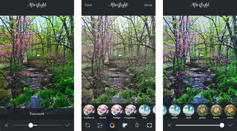 best filters best photo filter apps for iphone snapseed litely