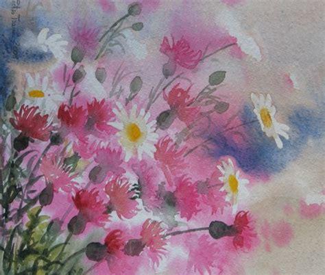 acquarelli fiori acquerelli fiori paesaggi vicenza venezia