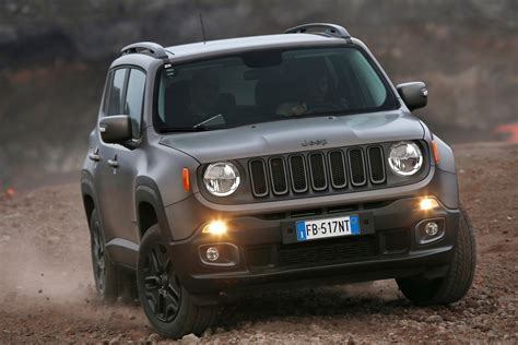 Jeep Renegade Jeep Renegade Eagle Pictures Auto Express