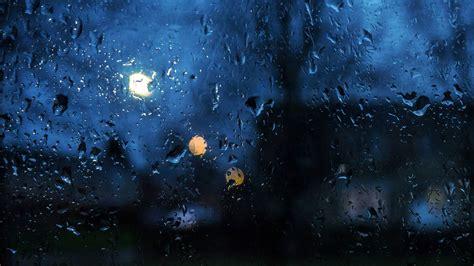 mi good  stay home rainy window papersco