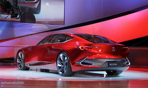 2020 Acura Mdx Detroit Auto Show by Acura Precision Concept Spices Up The 2016 Detroit Auto