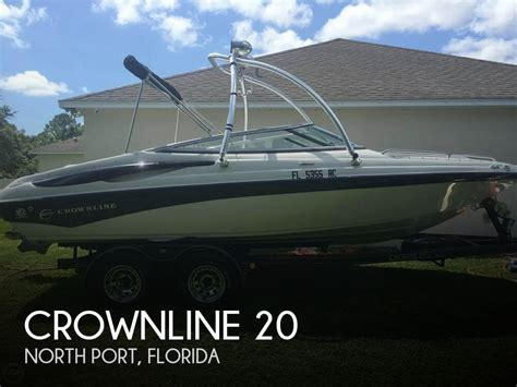 crownline boats for sale florida crownline boats for sale in florida used crownline boats