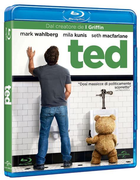 il dvd di ted