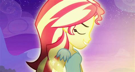 My Today 3 sunset shimmer gif