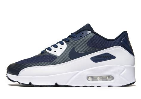 Nike Sportswear Air Max 90 Ultra 20 Essential Sepatu Olahraga nike air max 90 ultra essential 2 0 in blue for lyst