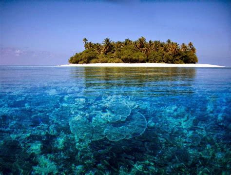 clearest ocean water in the world crystal clear natural water pool locations in the earth