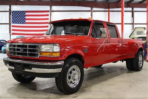how things work cars 1996 ford f350 free book repair manuals low mileage 1995 f 350 dually is a true texas limo ford truck enthusiasts forums
