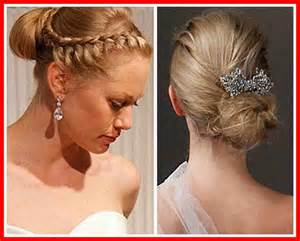 Diy Wedding Hairstyles With Bangs by Guest Hairstyles Hair For Rhwomenhaircutnet