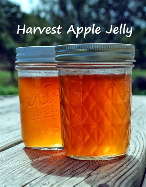 harvest apple jelly oak hill homestead