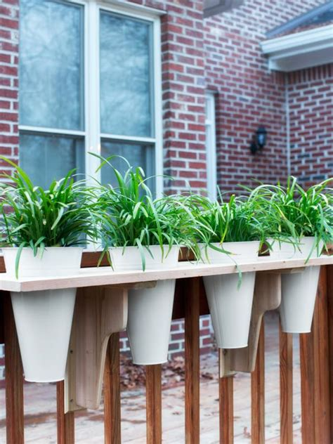design ideas  deck planter boxes diy