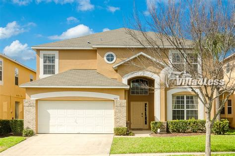 4 5 Bedroom House To Rent by 5 Bedroom Homes Condos For Rent In Emerald Island Near Disney