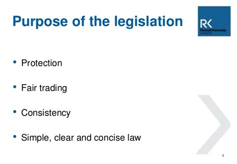 australian consumer law section 29 australian consumer law