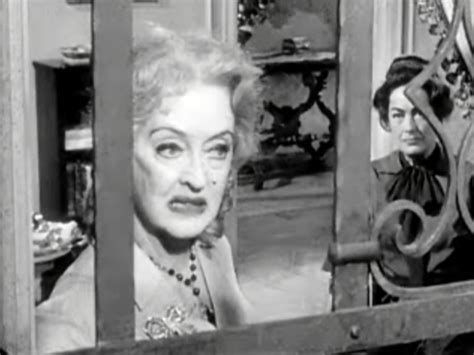 bette davis joan crawford why i what ever happened to baby jane standard issue