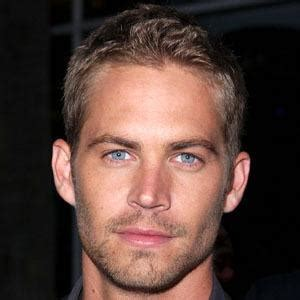 biography of paul walker paul walker bio facts family famous birthdays