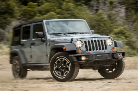 2012 jeep wrangler unlimited rubicon road test and review 2013 jeep wrangler unlimited rubicon 10th anniversary