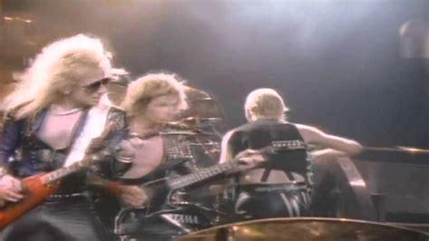 Kaos Musik Kaos Band Judas Priest judas priest living after midnight hd live 1986