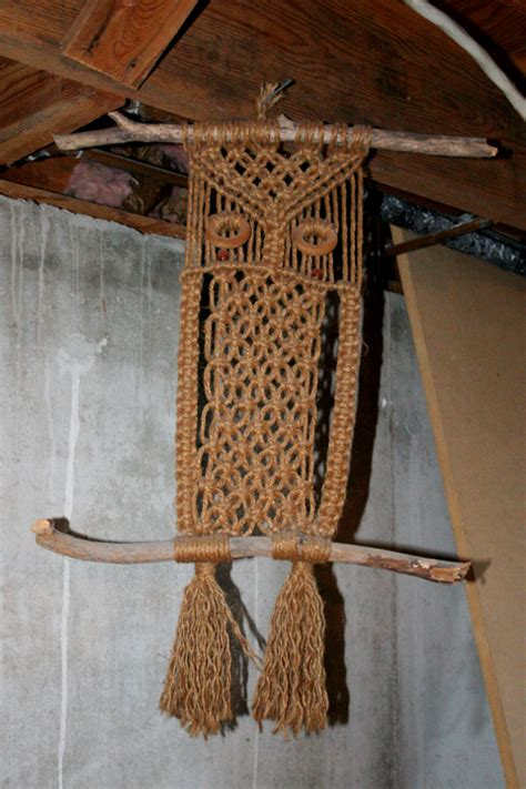 What Is A Macrame - file owl macrame jpg wikimedia commons
