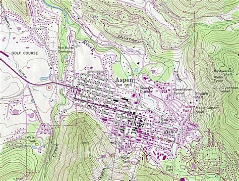 maps aspen colorado colorado maps perry casta 241 eda map collection ut