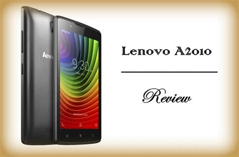 lenovo a2010 review worth the price or not