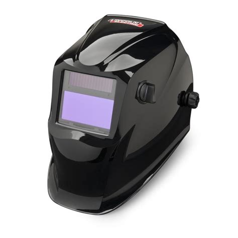 lincoln viking 1840 series black auto darkening welding