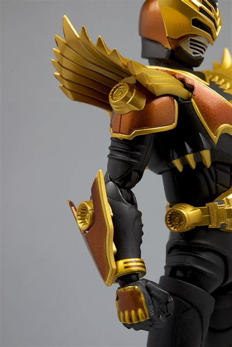 Kamen Rider Odin Gold s h figuarts kamen rider odin gold pheonix review by hacchaka gg figure news