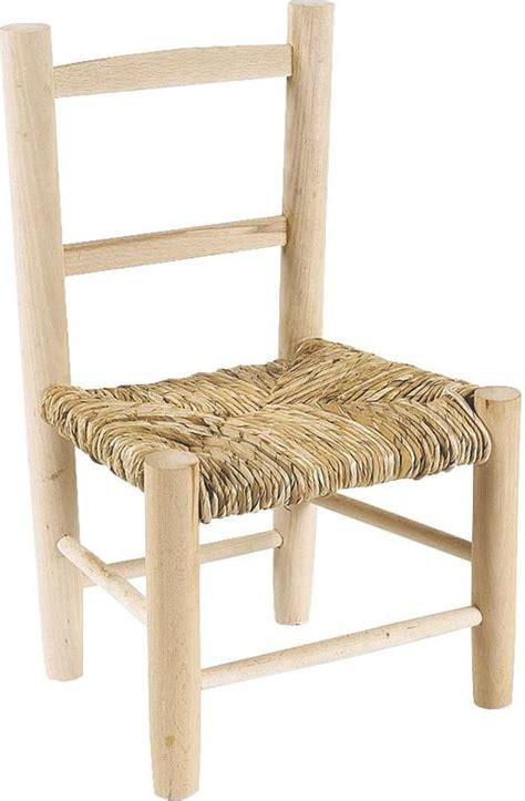 chaise enfant bois chaise bois pour enfant
