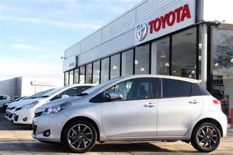York Toyota About Us Vantage Toyota York
