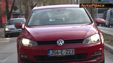 Golf Das Auto Youtube by Jelic Auto Golf 7 Mpg Youtube
