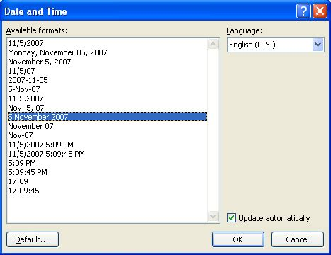 date format in words php insert the date or time date time 171 documentation